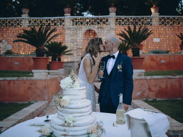 Il matrimonio di Davide e Giovanna a Massignano, Ascoli Piceno 56