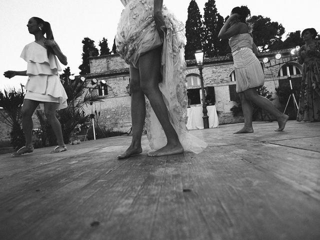 Il matrimonio di Davide e Giovanna a Massignano, Ascoli Piceno 68