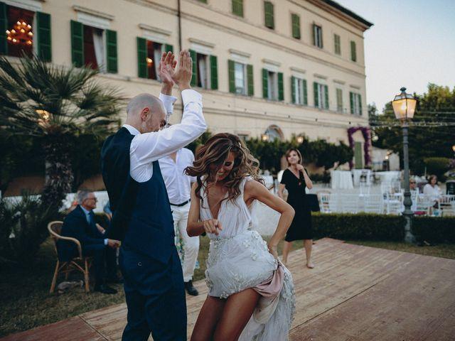 Il matrimonio di Davide e Giovanna a Massignano, Ascoli Piceno 73