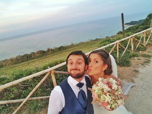 Il matrimonio di Simone e Gloria a Chiaravalle, Ancona 4