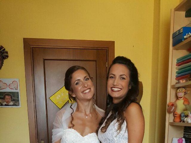 Il matrimonio di Simone e Gloria a Chiaravalle, Ancona 5