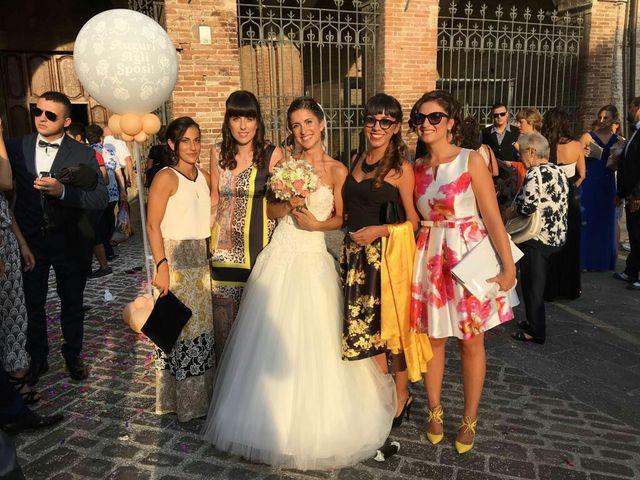 Il matrimonio di Simone e Gloria a Chiaravalle, Ancona 7