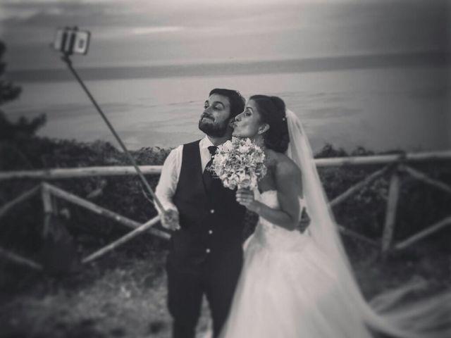 Il matrimonio di Simone e Gloria a Chiaravalle, Ancona 9