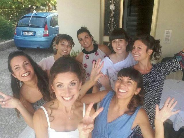 Il matrimonio di Simone e Gloria a Chiaravalle, Ancona 1