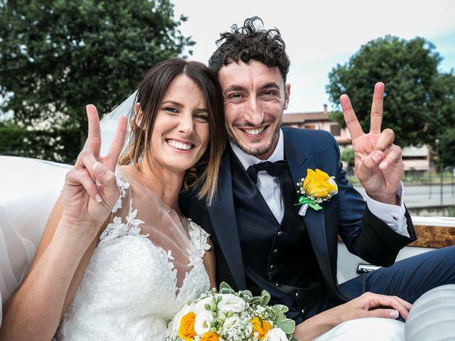 Il matrimonio di Lorenzo e Anna a Inzago, Milano 4