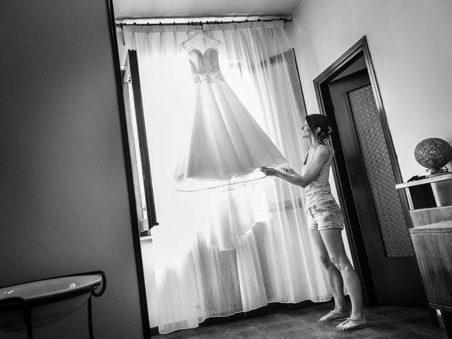 Il matrimonio di Lorenzo e Anna a Inzago, Milano 8