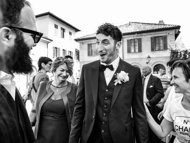 Il matrimonio di Lorenzo e Anna a Inzago, Milano 25