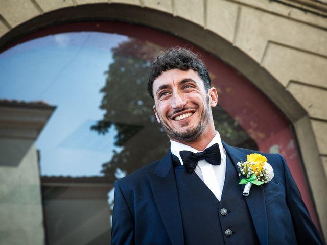 Il matrimonio di Lorenzo e Anna a Inzago, Milano 28
