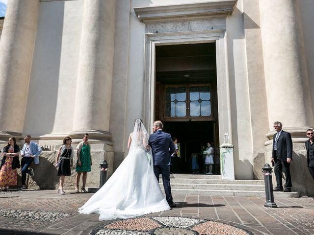 Il matrimonio di Lorenzo e Anna a Inzago, Milano 33