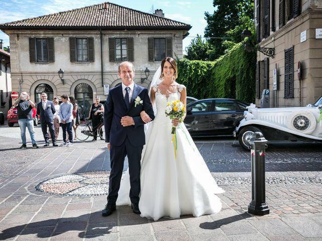 Il matrimonio di Lorenzo e Anna a Inzago, Milano 34