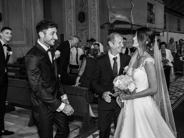 Il matrimonio di Lorenzo e Anna a Inzago, Milano 35