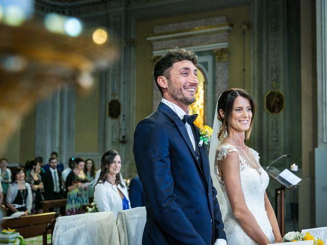 Il matrimonio di Lorenzo e Anna a Inzago, Milano 36