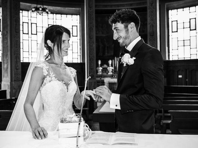 Il matrimonio di Lorenzo e Anna a Inzago, Milano 37