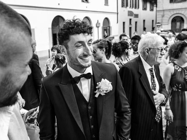 Il matrimonio di Lorenzo e Anna a Inzago, Milano 46