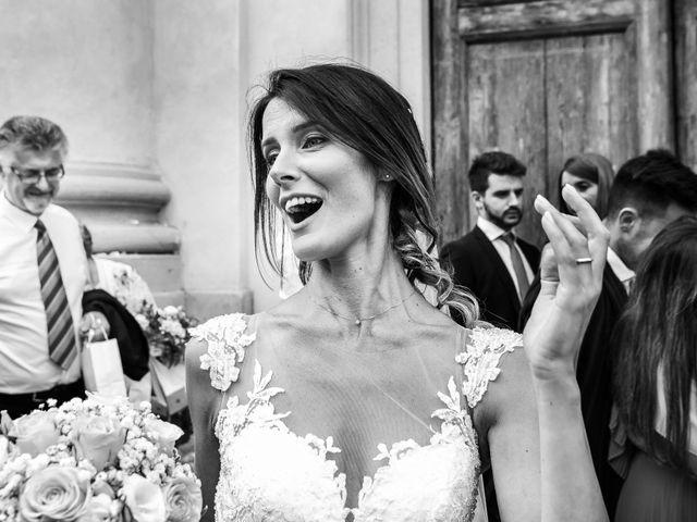 Il matrimonio di Lorenzo e Anna a Inzago, Milano 48