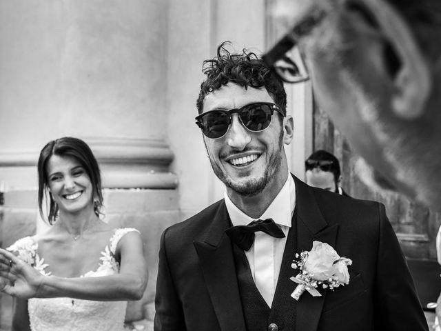 Il matrimonio di Lorenzo e Anna a Inzago, Milano 52