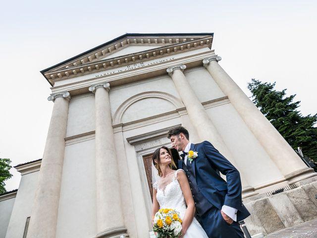 Il matrimonio di Lorenzo e Anna a Inzago, Milano 55
