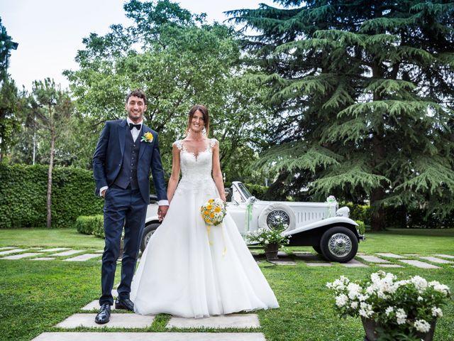 Il matrimonio di Lorenzo e Anna a Inzago, Milano 58