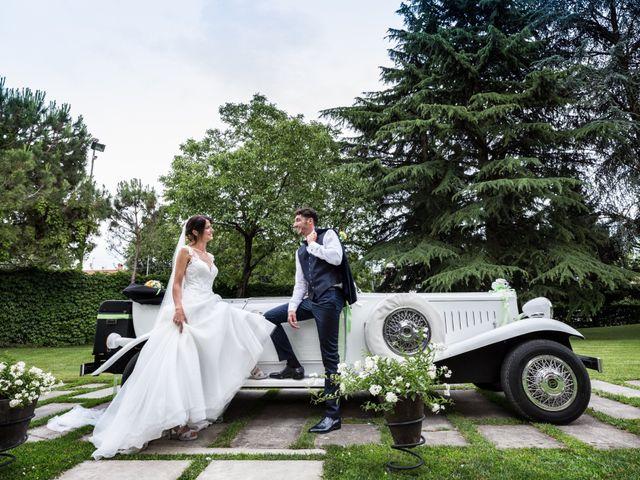 Il matrimonio di Lorenzo e Anna a Inzago, Milano 60