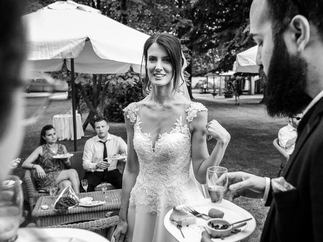 Il matrimonio di Lorenzo e Anna a Inzago, Milano 69