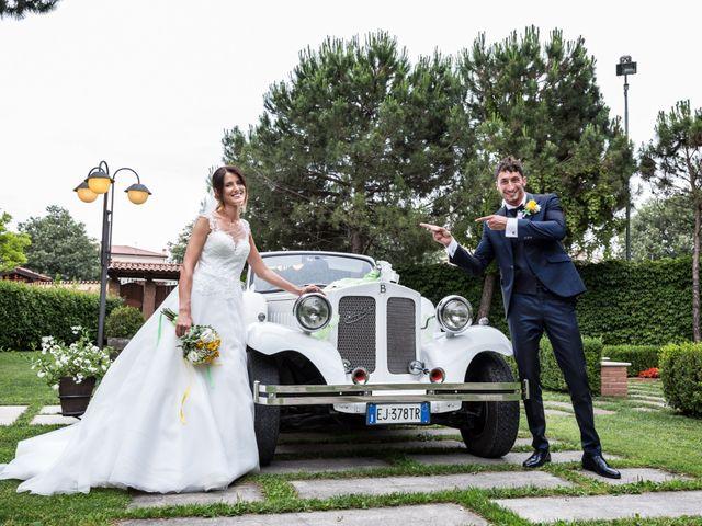 Il matrimonio di Lorenzo e Anna a Inzago, Milano 70