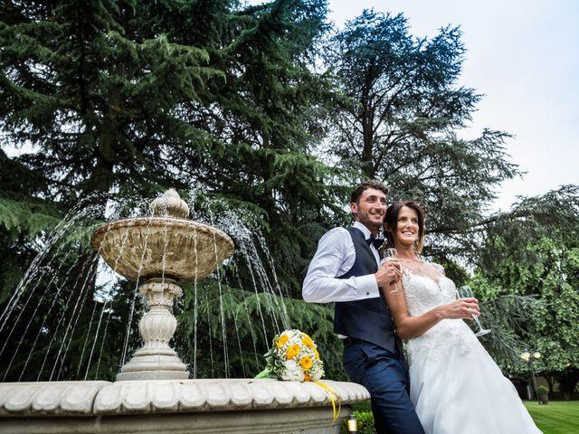 Il matrimonio di Lorenzo e Anna a Inzago, Milano 72