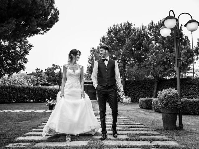 Il matrimonio di Lorenzo e Anna a Inzago, Milano 73