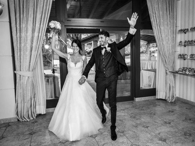 Il matrimonio di Lorenzo e Anna a Inzago, Milano 74