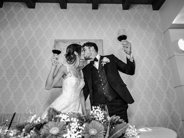 Il matrimonio di Lorenzo e Anna a Inzago, Milano 76