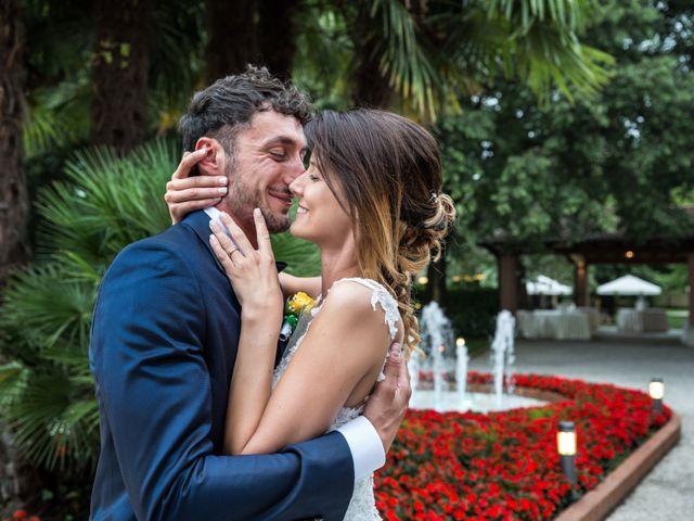 Il matrimonio di Lorenzo e Anna a Inzago, Milano 77