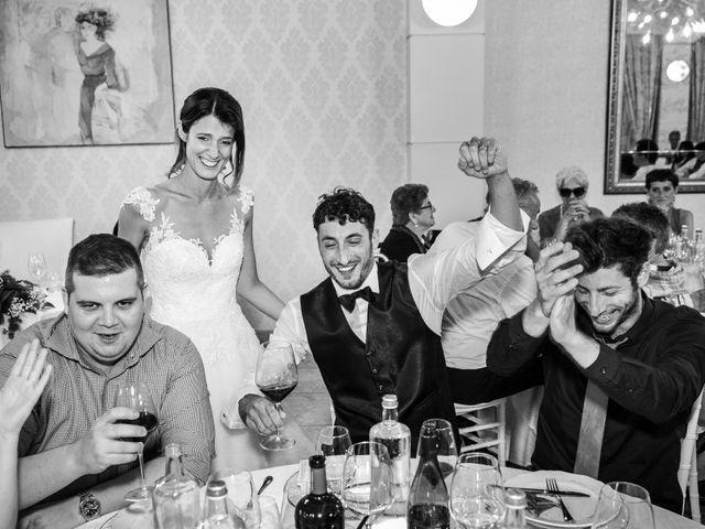 Il matrimonio di Lorenzo e Anna a Inzago, Milano 79