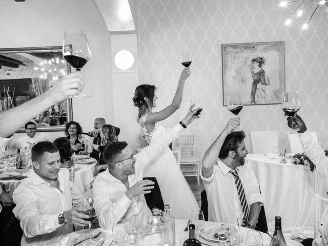 Il matrimonio di Lorenzo e Anna a Inzago, Milano 85