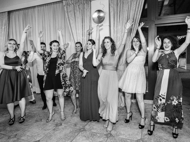 Il matrimonio di Lorenzo e Anna a Inzago, Milano 86