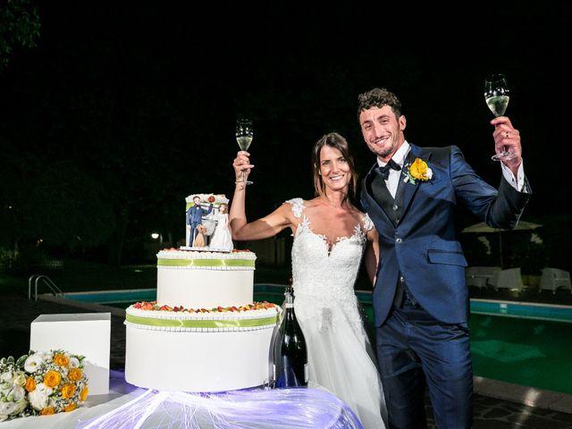 Il matrimonio di Lorenzo e Anna a Inzago, Milano 101