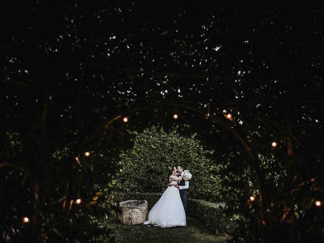 Le nozze di Sarah e Simone