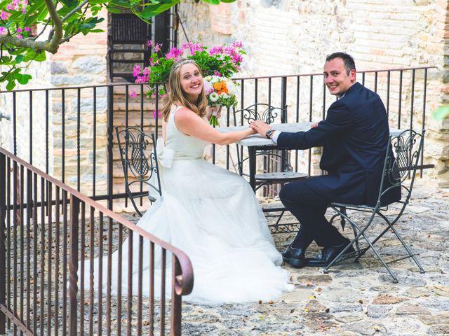 Il matrimonio di Giulio e Helen a Pietralunga, Perugia 12