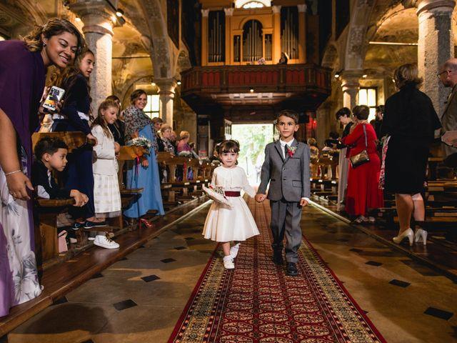 Il matrimonio di Davide e Giulia a Verbania, Verbania 20