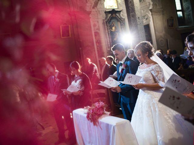 Il matrimonio di Davide e Giulia a Verbania, Verbania 23