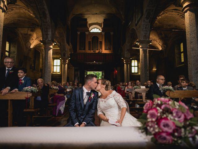 Il matrimonio di Davide e Giulia a Verbania, Verbania 27