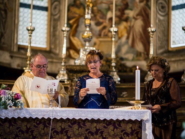 Il matrimonio di Davide e Giulia a Verbania, Verbania 28