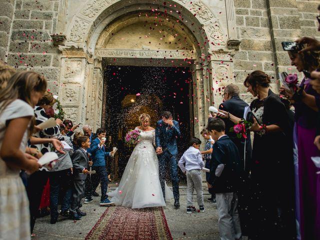 Il matrimonio di Davide e Giulia a Verbania, Verbania 33