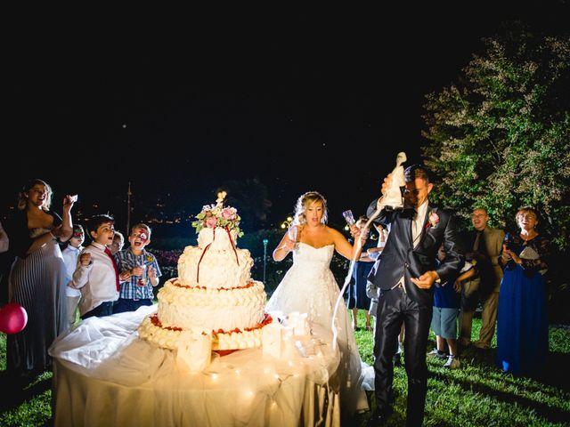 Il matrimonio di Davide e Giulia a Verbania, Verbania 56