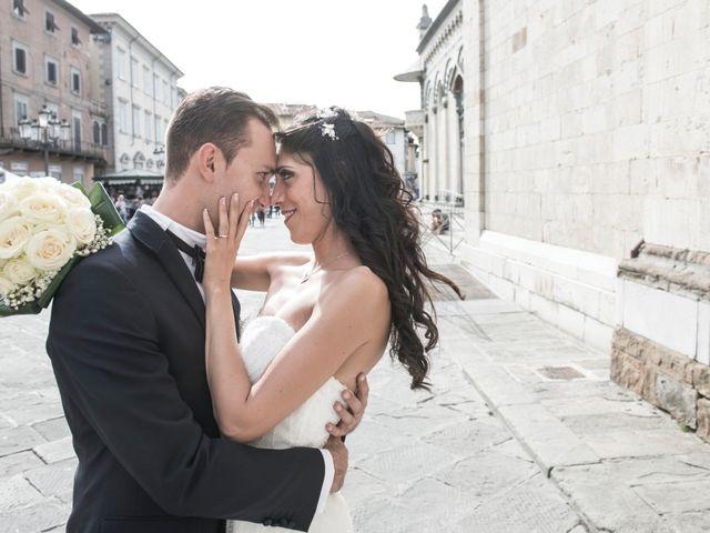 Le nozze di Monica e Ruben