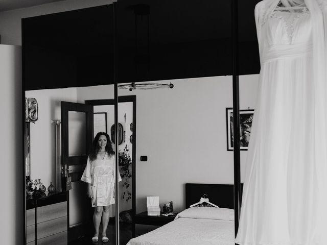 Il matrimonio di Paolo e Francesca a Vico Equense, Napoli 8