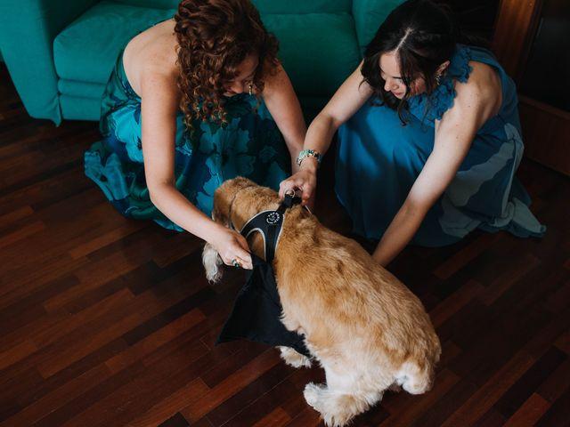 Il matrimonio di Paolo e Francesca a Vico Equense, Napoli 9