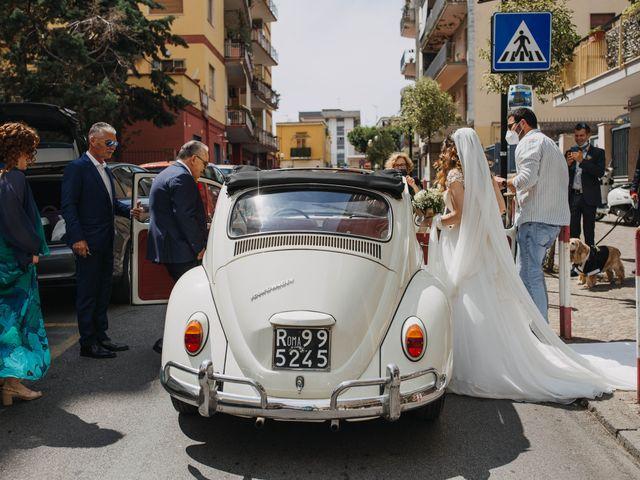 Il matrimonio di Paolo e Francesca a Vico Equense, Napoli 18