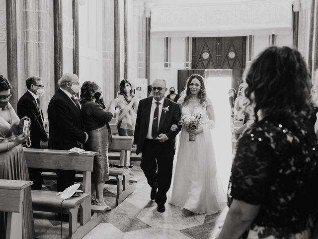 Il matrimonio di Paolo e Francesca a Vico Equense, Napoli 21