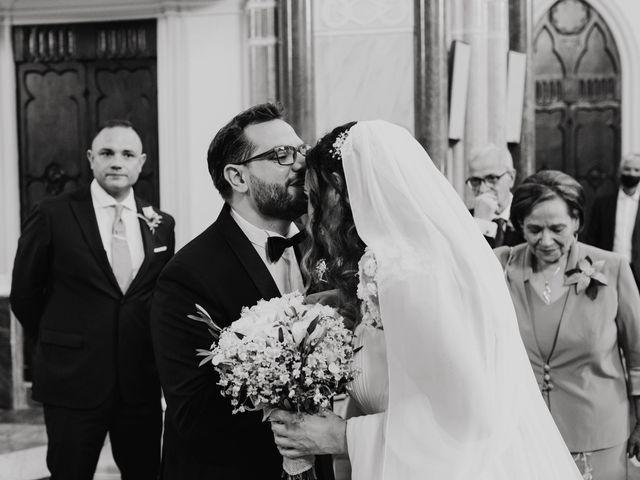 Il matrimonio di Paolo e Francesca a Vico Equense, Napoli 22