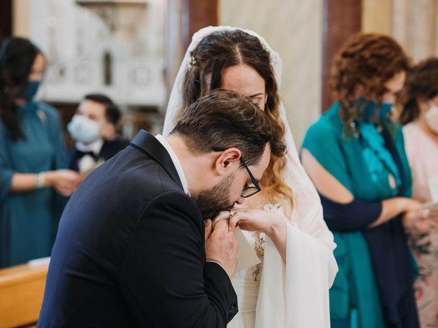 Il matrimonio di Paolo e Francesca a Vico Equense, Napoli 24
