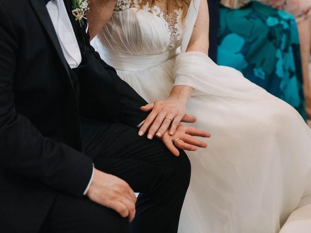 Il matrimonio di Paolo e Francesca a Vico Equense, Napoli 25